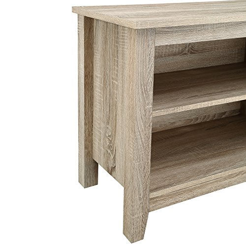 New 58'' Modern Tv Console Stand - Natural Finish by Home Accent Furnishings (Image #5)