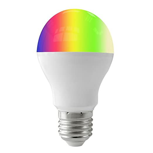 MiLight RGBW bombilla LED 5 W GU10 6 W E27 9 ...