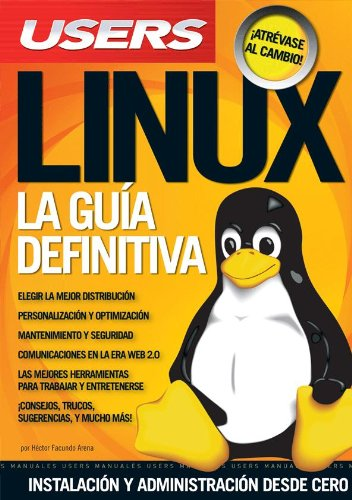 LINUX: Espanol, Manual Users, Manuales Users (Spanish Edition) PDF ePub fb2 ebook