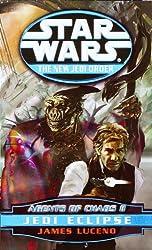 Jedi Eclipse: Star Wars (The New Jedi Order: Agents of Chaos, Book II) (Star Wars: The New Jedi Order 5)