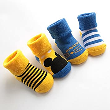 ca7c93efefb6d XIU RONG Baby Socks Socks Socks Socks Baby Infant Autumn Autumn And Winter  Thick Pure