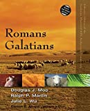 img - for Romans, Galatians (Zondervan Illustrated Bible Backgrounds Commentary) book / textbook / text book