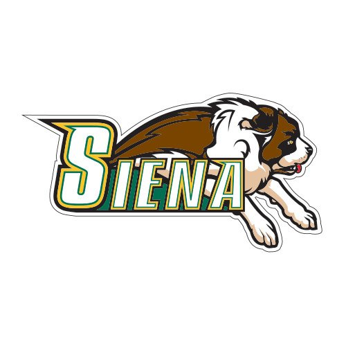 CollegeFanGear Siena Large Magnet 'Official Logo' by CollegeFanGear