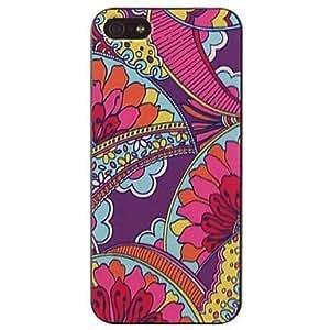 SHOUJIKE Color Designs PC Hard Case for iPhone 5/5S