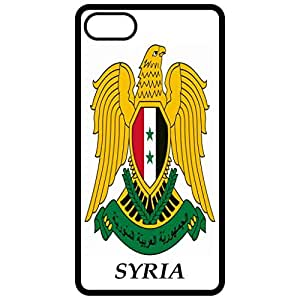 Syria - Coat Of Arms Flag Emblem Black Apple Iphone 6 (4.7 Inch) Cell Phone Case - Cover