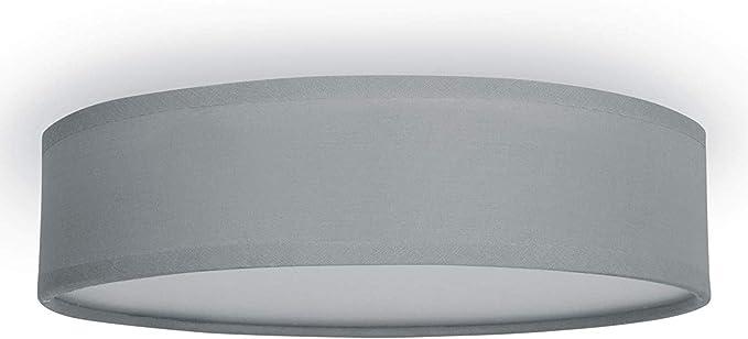Smartwares Plafón Mia 6000.544 de Ranex, 40 cm, Gris: Amazon.es ...