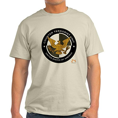 CafePress 24 CTU Logo - 100% Cotton T-Shirt (24 Ctu T-shirt)