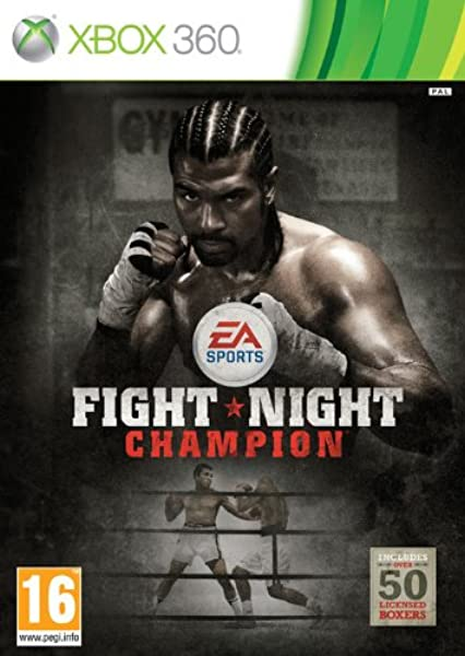 Fight Night Champion (Xbox 360) [Importación inglesa]: Amazon.es: Videojuegos