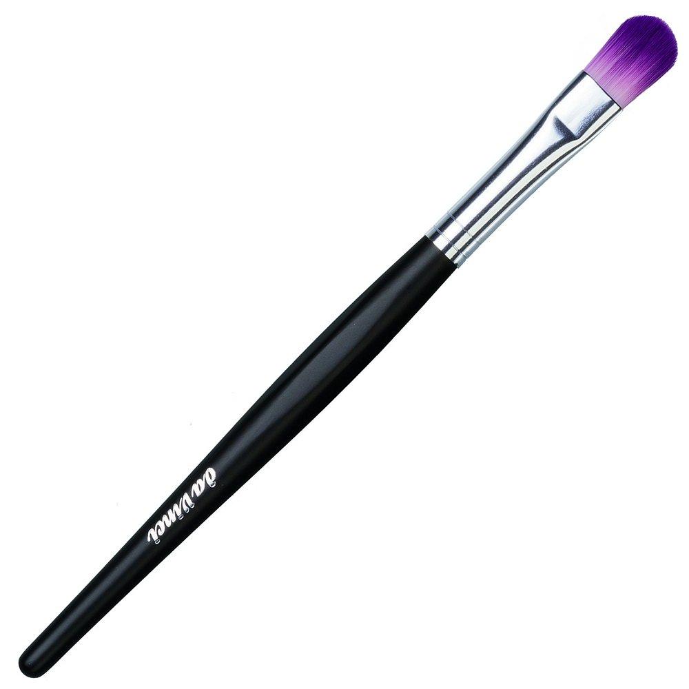 Concealer Pinsel violett / Concealer brush / Einhorn Pinsel / Einhorn Make up Pinsel / Einhorn Schminkpinsel Da Vinci 922V-12