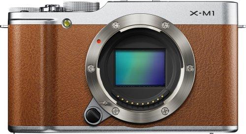 Fujifilm X-M1 Compact System 16 MP Digital Camera with 3-Inc