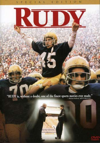 Rudy best football movies