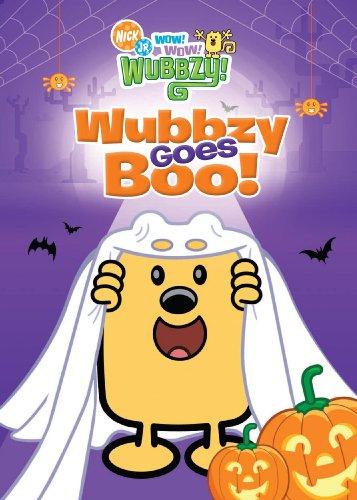 Wow! Wow! Wubbzy!: Wubbzy Goes Boo!