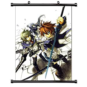 """Chrome Shelled Regios Anime Fabric Wall Scroll Poster (32"""" X 45"""") Inches by ScrollDepot"""