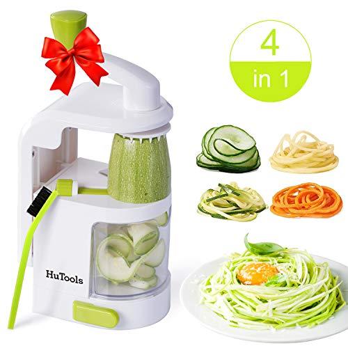 Spiralizer Vegetable HuTools Zucchini Spaghetti