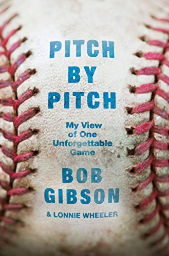 - Pitch by Pitch: My View of One Unforgettable Game