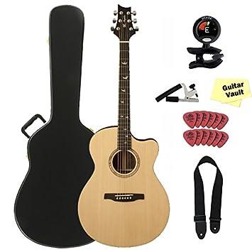 PRS SE Alex Lifeson Guitarra Acústica con Set de accesorios ...