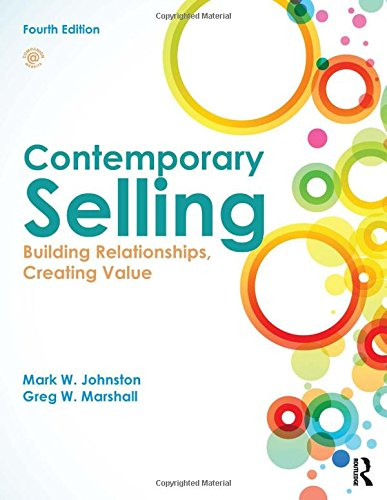 [B.O.O.K] Contemporary Selling: Building Relationships, Creating Value - 4th edition ZIP
