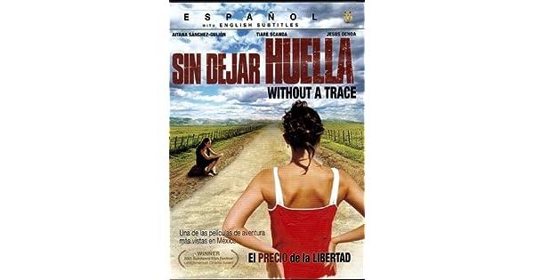 Amazon.com: Sin Dejar Huella: Aitana Sanchez-Gijon, Martin ...