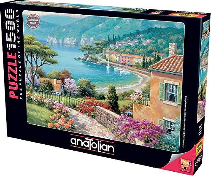 Anatolian Puzzle: 1500 Lakeside