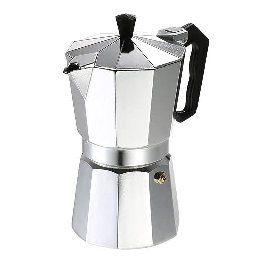 YUANYUAN520 Cafetera Cafetera De Aluminio Máquina para Hacer Café ...