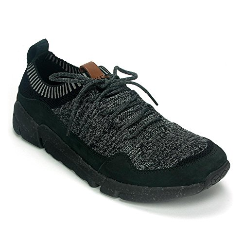 Clarks Heren Triactive Knit 3890 Zwart