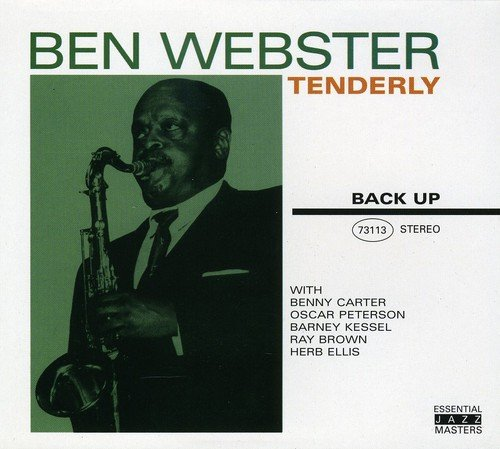 Ben Webster - Tenderly (CD)