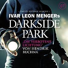 Die verbotene Lichtung (Darkside Park 7) Hörbuch von Hendrik Buchna Gesprochen von: David Nathan