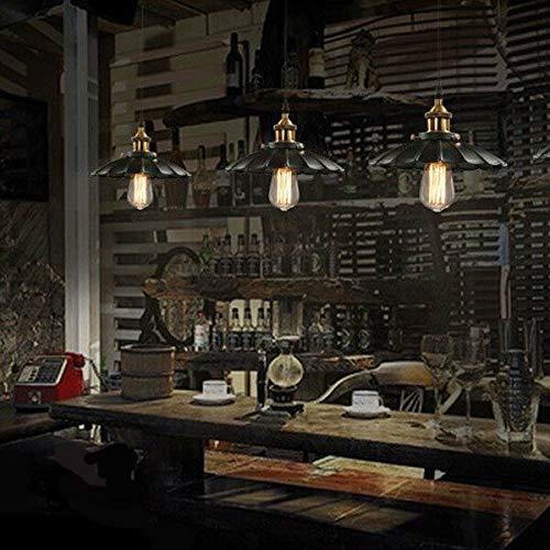 FidgetGear Vintage Modern Fixture Ceiling Light Lighting Metal Pendant Chandelier Lamp Home