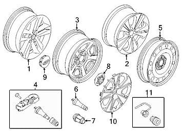 amazon ford dg1z 1012 a wheel lug nut automotive 1957 Ford F100 ford dg1z 1012 a wheel lug nut