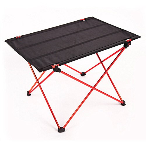 Portable Folding Foldable Table Desk Ultra-light Camping Outdoor Picnic BBQ (Ultralights Bars)