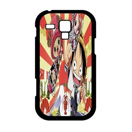 Thin Flexible Plastic Cover Case for Samsung Galaxy S3 MINI, One Piece Luffy KD Dust Proof Lightweight Cases For Girls