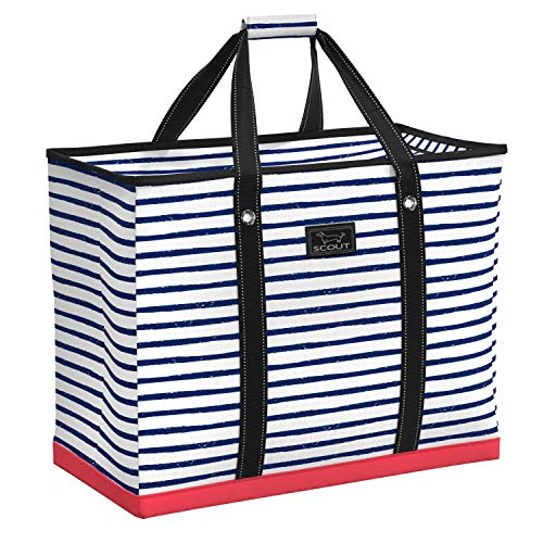 SCOUT 4 BOYS BAG, Extra Large Tote Bag for Women, Perfect Oversized Beach Bag or Pool Bag]()