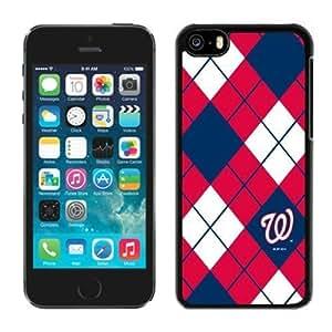Custom for iphone 6 4.7 Case MLB Washington Nationals 4 Pensonalized Phone Covers