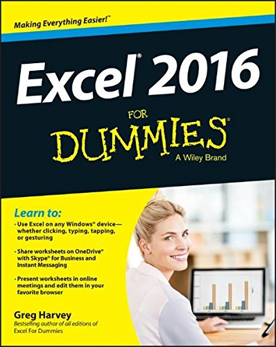 Excel For Dummies