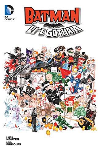 Batman: Li'l Gotham Vol. 1 (Big Hero Six Volume 1)