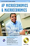 AP Microeconomics & Macroeconomics w/ CD-ROM (Advanced Placement (AP) Test Preparation)