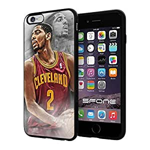 NBA Basketball Player Kyrie Andrew Irving Cleveland Cavaliers, Cool iphone 6 4.7 Smartphone Case Cover Collector iphone TPU Rubber Case Black
