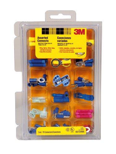 3M 03734 Electrical Connectors 79 Piece