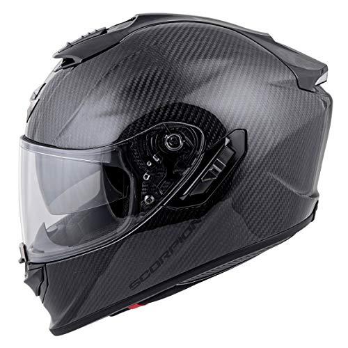 Scorpion EXO-ST1400 Carbon Helmet (Large) (Black)