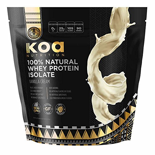 100 All Natural Whey Protein Isolate
