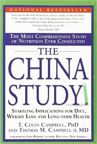 Book: The China Study