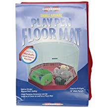 Marshall Pet Products FC-261 Small-Animal Play Pen Mat/Cover