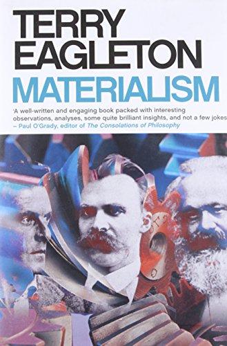 Materialism [Terry Eagleton] (Tapa Dura)