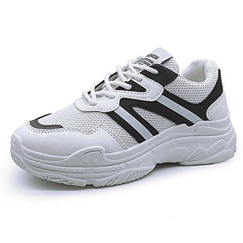 Scarpe Sportive Atletiche Da Donna Cybling Per Il Running Outdoor Sneaker Comfort Traspirante Nero