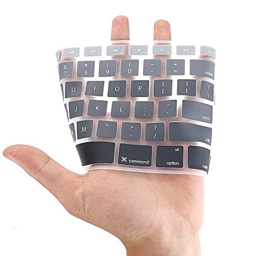 Leze Silicone Keyboard Protector Versions