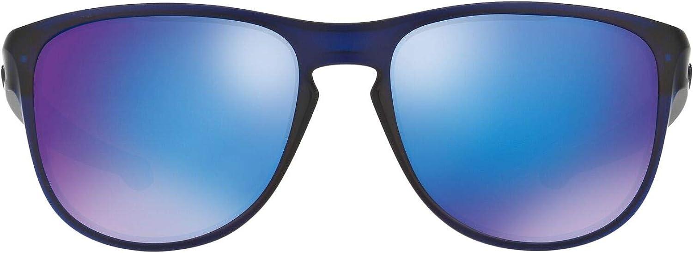 Oakley Sliver R Gafas de sol, Matte Black, 57 para Hombre: Amazon ...