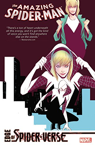 Books : Amazing Spider-Man: Edge of Spider-Verse