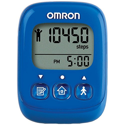 Omron Pedometer Manual - 3