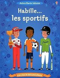 HABILLE LES SPORTIFS