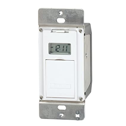 intermatic ej500 indoor digital wall switch timer - electrical timers -  amazon com